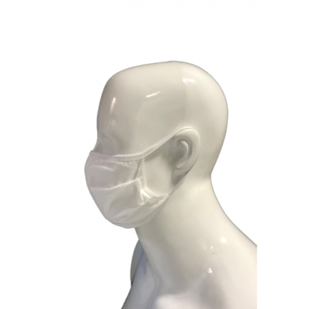 Becker Healthcare B4 - maseczka ochronna 3-warstwowa FFP2 / N95 z gumką