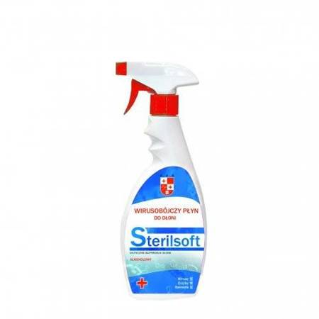 Becker Healthcare Sterilsoft - płyn do dezynfekcji rąk 0.5L